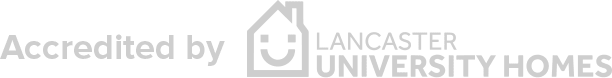 Accredited By Lancaster University Homes